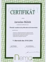 Certifikat NEMA